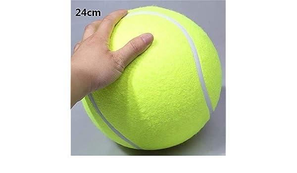 24 CM gigante pelota de tenis for el perro de juguete del Chew ...