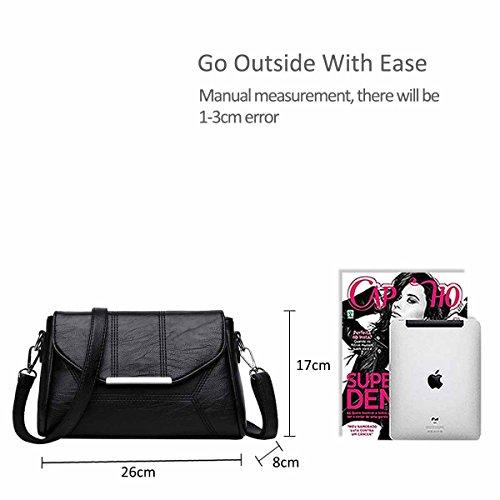 Bag Purple handbag bag small Clutch amp; mini crossbody DORIS messenger shoulder NICOLE ON Envelope Black BIG Ladies sale C Zxa8xwqH