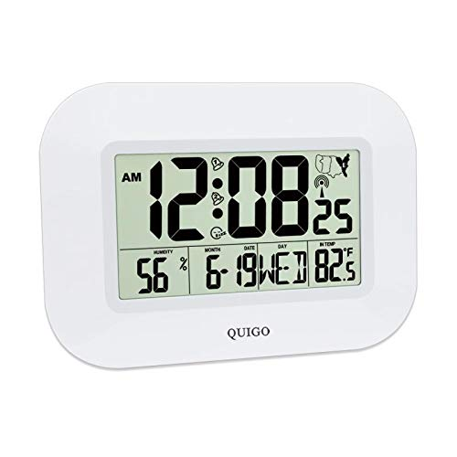 Highest Rated Desk & Shelf Clocks
