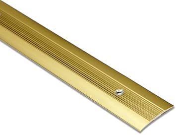 Threshold Carpet Door Plate Cover Aluminium Threshold 3ft Length by Door Bar