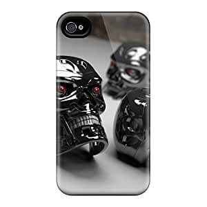 Cases Covers 3d Cyborg/ Fashionable Cases For Iphone 6 Plus