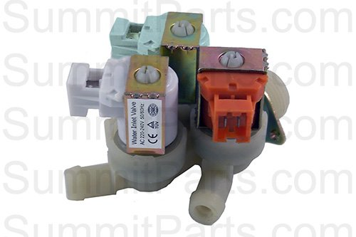 3 WAY, 220V INLET VALVE FOR WASCOMAT WASHERS - 823603N, 8236