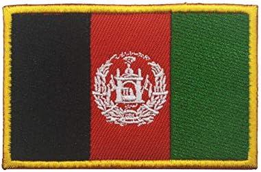 Bandera de Afganistán Insignia de Morale Bordado Brazalete ...