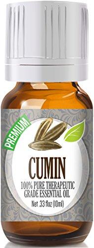 Cumin 100% Pure, Best Therapeutic Grade Essential Oil - 10ml