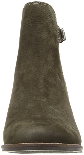 Khoraa Women's Boot Dark Brand Moss Lucky aPqHwAUWn7