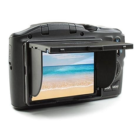 Suave protector de pantalla para cámaras digitales Nikon B700//P900//P610//P600//S9900//P7800