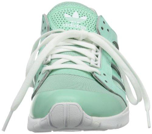 adidas Originals TECH SUPER LITHE W D65182 Damen Sneaker Grün (BAHIA MINT S14 / BAHIA MINT S14 / RUNNING WHITE FTW)