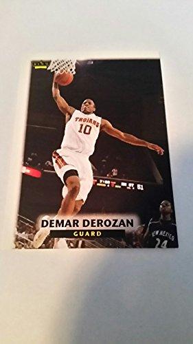 Demar Derozan 2008 Rookie Rimm USC Trojans RC Toronto Raptors