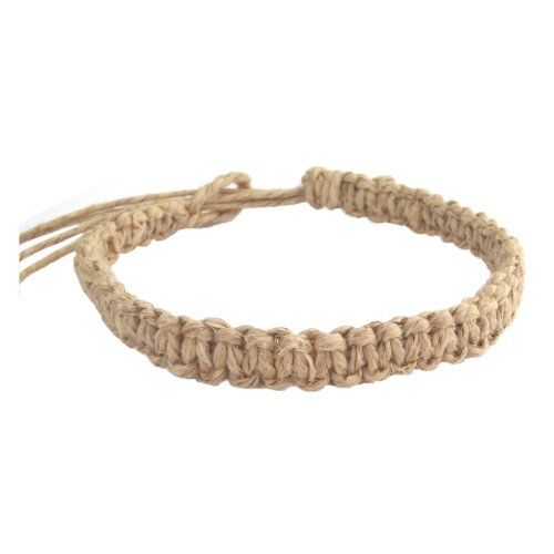 Hawaiian Jewelry Original Hemp Bracelet Handmade From Maui Hawaii