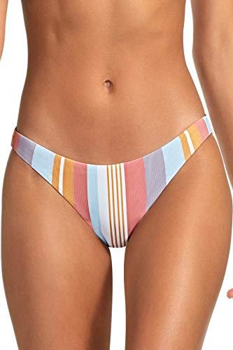Vitamin A Women's Verano Stripe Hipster Bikini Bottom Verano Stripe 4