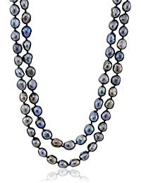 6-7mm Baroque Freshwater Cultured Pearl Endless Necklace