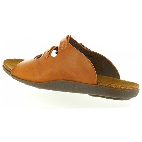 Kickers Sandalias de Mujer 470380-52 ATCHOUM 114 Camel