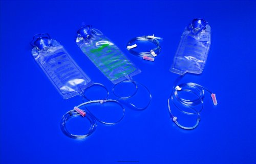 al Feeding Pump Sets, Epump Fdng-Flush Set 1000ml, (1 EACH, 1 EACH) ()
