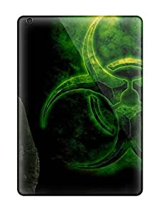New DNFivzi2696UsEyt Nuke Sci Fi Skin Case Cover Shatterproof Case For Ipad Air