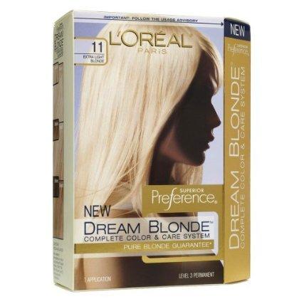Loreal blondasse de rêve