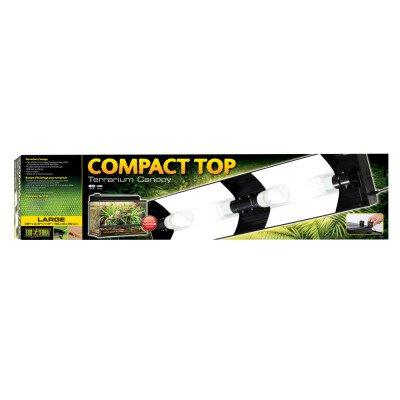 (Exo Terra Compact Top Terrarium Canopy)