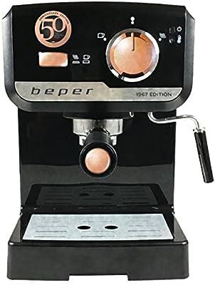 Máquina Café Espresso negro 1967 Edition – Beper BC.001