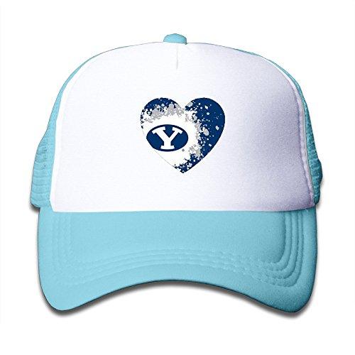 Children BYU Provo Bound Love BYU Provo Bound Love Summer Baseball Cap Cool Hat
