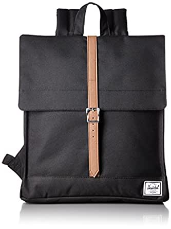 Herschel Supply Co. City, Black, One Size