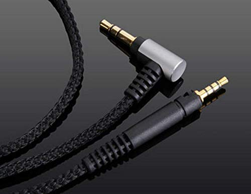 MiCity Replacement Auido Cable for Ultrasone Signature Pro Headphones 3m