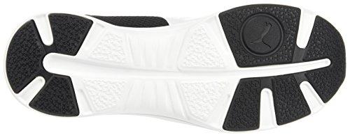 Puma Damen Modern S Low-Top Schwarz - Schwarz (Schwarz / Weiß)