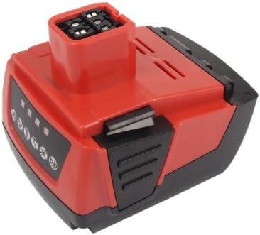 Replacement battery for HILTI SF 144-A CPC 14.4 V, SF144-A, SFH 144-A PART NO B144, B144 Li-Ion - - Amazon.com