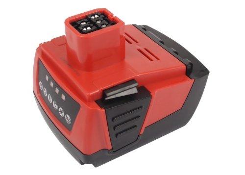 Batería de repuesto para HILTI SF 144-A CPC 14.4V, SF144-A, SFH 144-A, SFH 144-A CPC 14.4V, SFH 144-A CPC 14.4V, SFL...