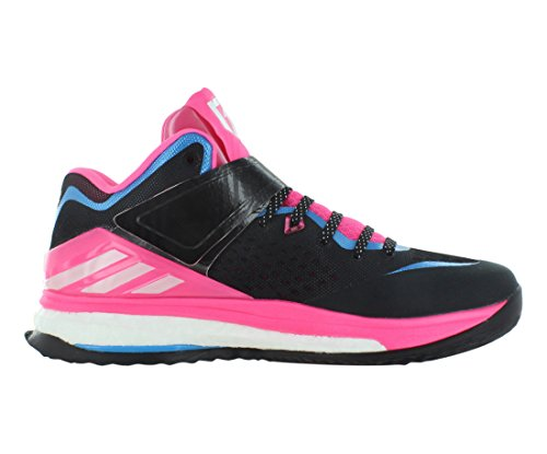 Adidas Men's C76733 RG III Energy Boost Athletic Shoes Pink/Back/Blue/White from china free shipping low price xAbecz