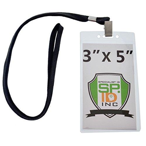 ticket badge holder - 9