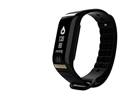 Fitness Tracker, Activity Tracker ECG PPG Heart Rate Monitor/Blood Pressure Monitor,HR Alarm,Sleep Monitor, Pedometer IP68 Waterproof for Women Men Kids -Suumsuun.