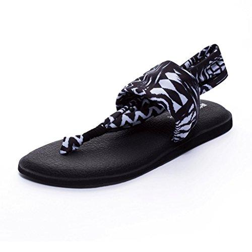 Pantofole Estivo Piatto Sandali dimensioni 39 Per Donna Fondo Morbido OqOZgrw