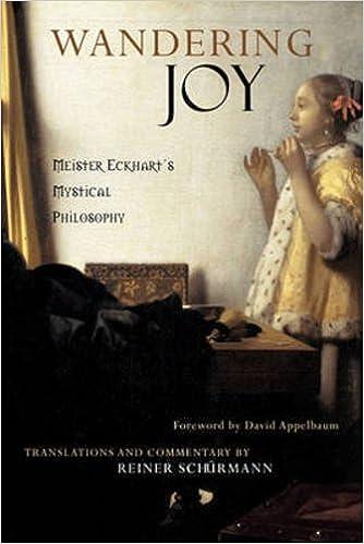 Wandering Joy Meister Eckharts Mystical Philosophy Meister