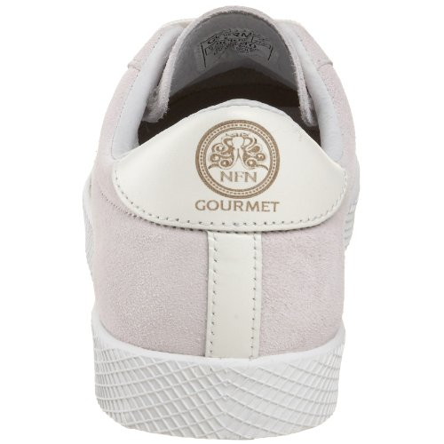 Gourmet Mens Diciotto Oxford Wit / Wit