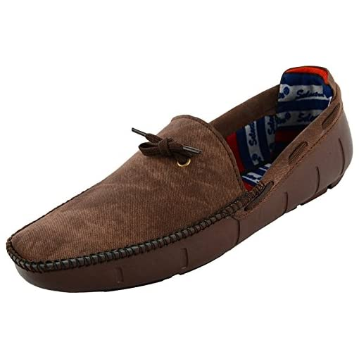 FOX HUNT Zapalo Men Brown Loafers & Moccasions Shoes.