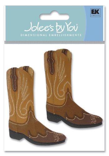 (Jolee's Boutique Men's Cowboy Boots Embellishments)