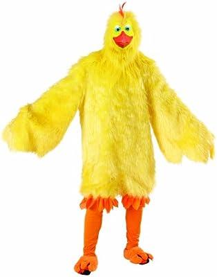 Deluxe - Disfraz de pollo: Amazon.es: Juguetes y juegos