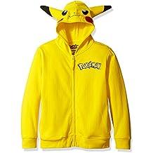 Pokémon Pokemon Boys' Pikachu Costume Hoodie