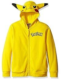 Pokémon boys Pikachu Costume Hoodie