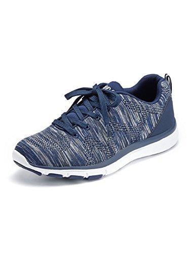Avena Damen Leicht-Sneaker Softness Blau