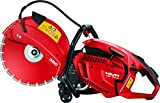 """HIlti 2121540 Hand-held gas saw DSH 700 X 14"""" cutting sawing grinding"""