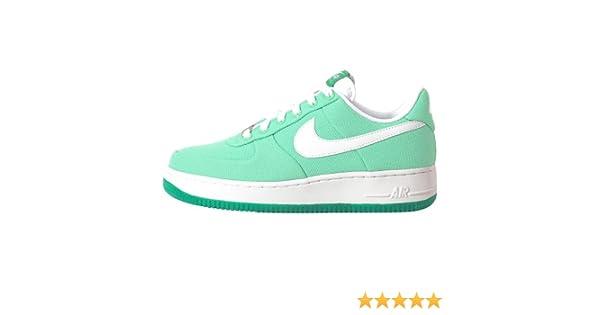 sports shoes 79934 6a9de Amazon.com  Nike Womens Air Force 1 Low Canvas  Fashion Snea