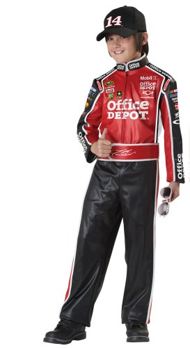 California Costumes Nascar Tony Stewart Child Costume, - Stewart Tony Race