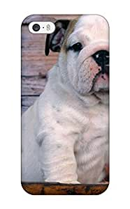 DanRobertse Case Cover For Iphone 5/5s - Retailer Packaging Dog Animal Cute Frendly Dogs Pet Protective Case