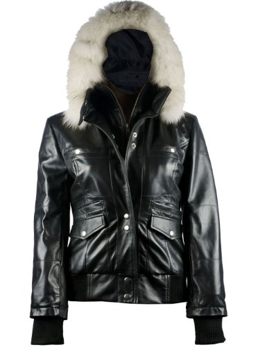 Leather Jackets For Women With Studs - 2