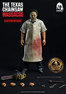 ThreeZero 3A The Texas Chain Saw Massacre Leatherface 1/6th Scale Collectible Figure Exclusive Version Action Figures Toys Comics