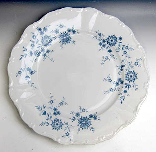 Christina China BAVARIAN BLUE Dinner Plate(s) EXCELLENT (Bavarian China Patterns)