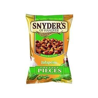 Snyder's of Hanover: Jalapeno Pretzel Pieces, 2.25 Oz. - 10 Pack!!!!