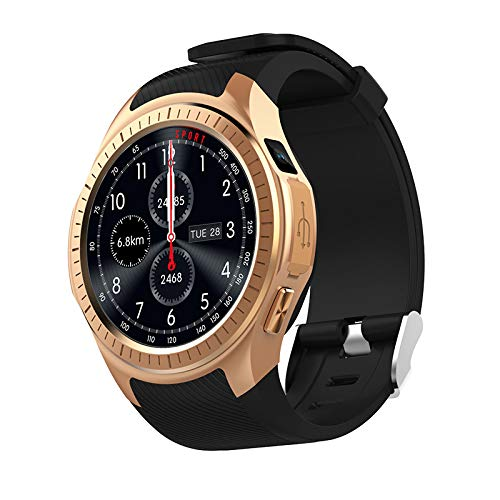 Smart Watches for Men Waterproof, L1 Smart Watch Fitness Tracker Bluetooth GPS Calorie/Step Counter Outdoor Sports for Father Men Student Youth Teens Boyfriend Lover's Birthday Anniversary Gift