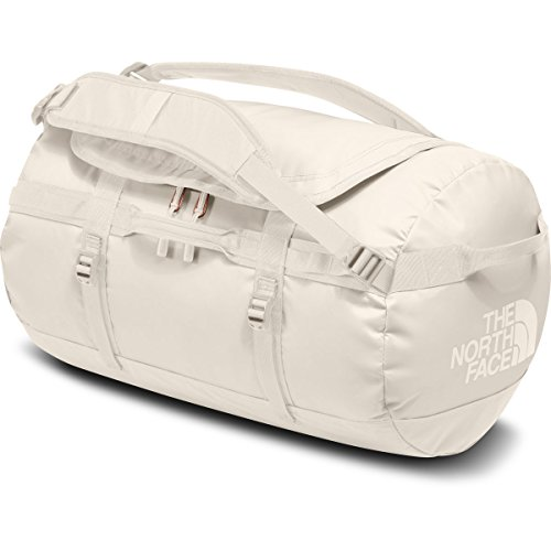The North Face Base Camp Duffel (Large, Vintage White/Burnt Coral) by The North Face