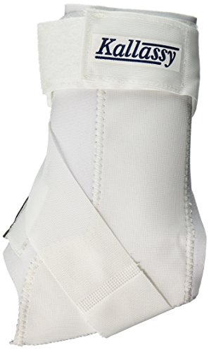 Procare 79-81412 Kallassy Ankle Support, Right, X-Small, White